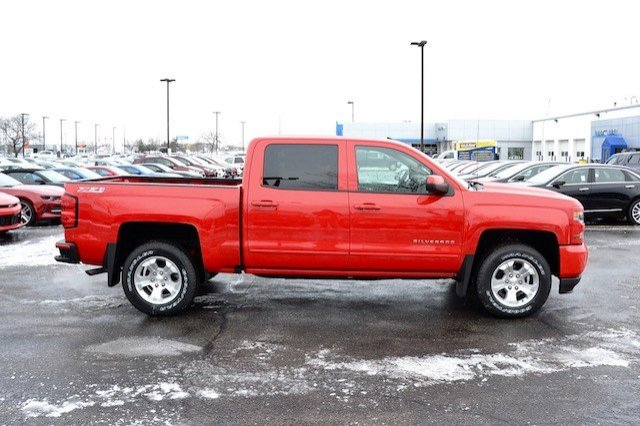 2017 Silverado 1500 Crew Cab 4x4, Pickup #17C258 - photo 5