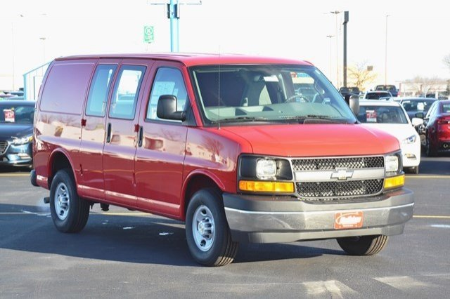 2017 Express 2500, Cargo Van #17C277 - photo 5
