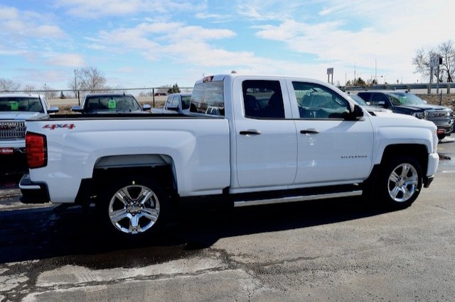 2017 Silverado 1500 Double Cab 4x4, Pickup #17C318 - photo 6