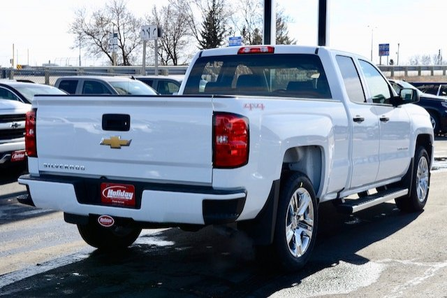2017 Silverado 1500 Double Cab 4x4, Pickup #17C318 - photo 7