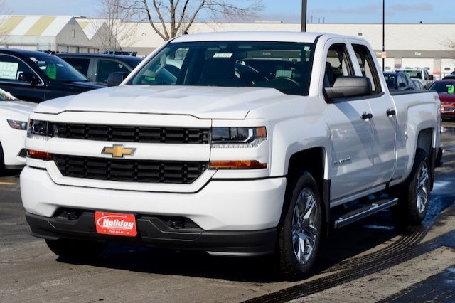 2017 Silverado 1500 Double Cab 4x4, Pickup #17C318 - photo 3