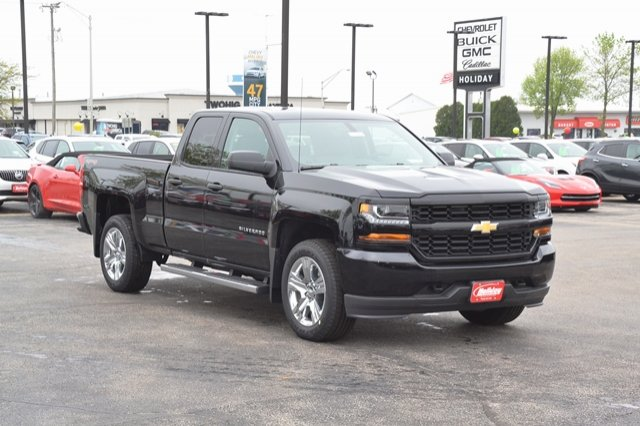 2017 Silverado 1500 Double Cab 4x4, Pickup #17C319 - photo 19