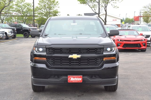 2017 Silverado 1500 Double Cab 4x4, Pickup #17C319 - photo 20