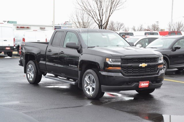 2017 Silverado 1500 Double Cab 4x4, Pickup #17C319 - photo 5