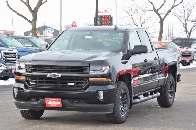 2017 Silverado 1500 Double Cab 4x4, Pickup #17C321 - photo 3
