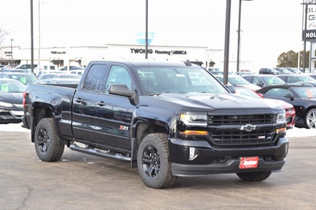 2017 Silverado 1500 Double Cab 4x4, Pickup #17C321 - photo 5