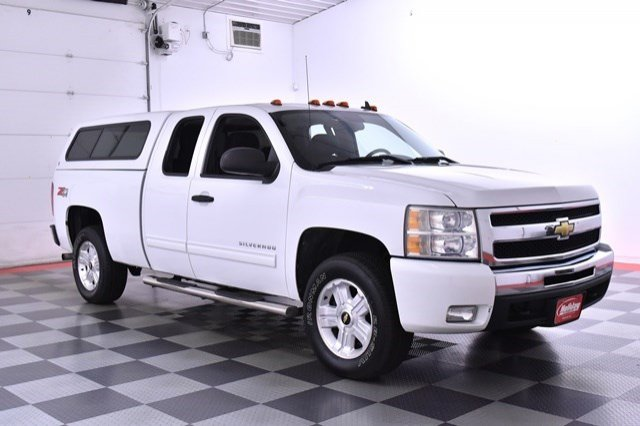 2011 Silverado 1500 Extended Cab 4x4, Pickup #17C322A - photo 5