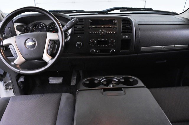 2011 Silverado 1500 Extended Cab 4x4, Pickup #17C322A - photo 15