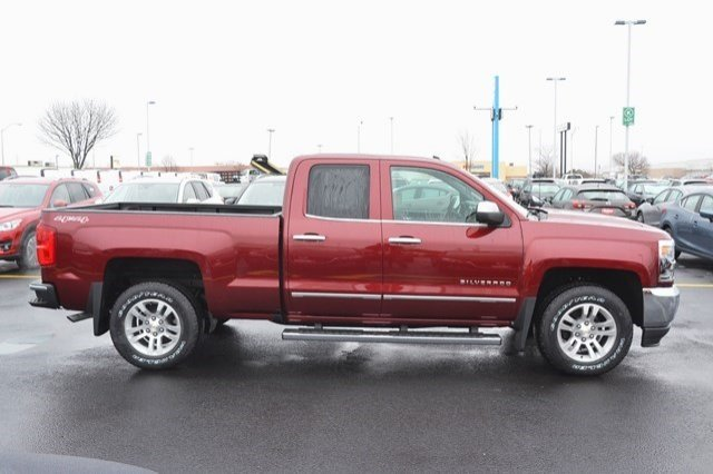 2017 Silverado 1500 Double Cab 4x4, Pickup #17C326 - photo 6