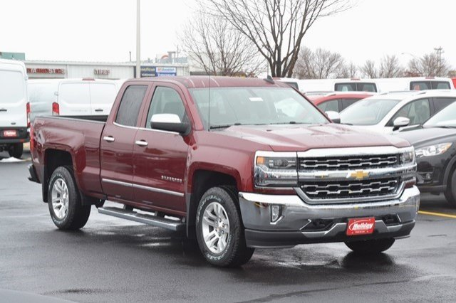 2017 Silverado 1500 Double Cab 4x4, Pickup #17C326 - photo 5