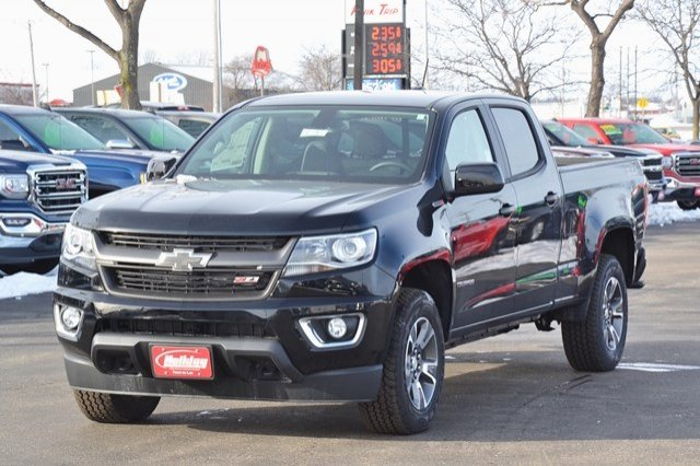 2017 Colorado Crew Cab 4x4, Pickup #17C345 - photo 3