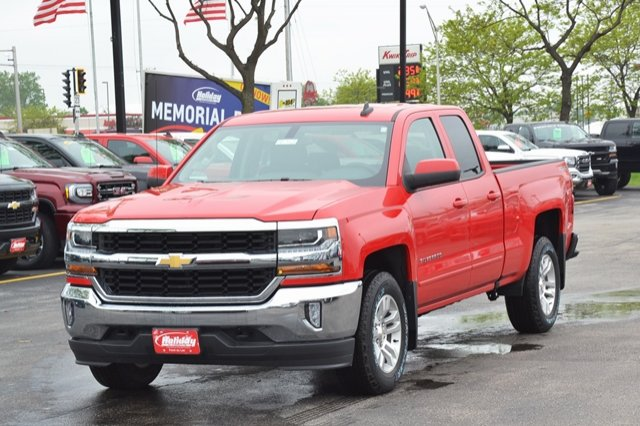 2017 Silverado 1500 Double Cab 4x4, Pickup #17C352 - photo 15