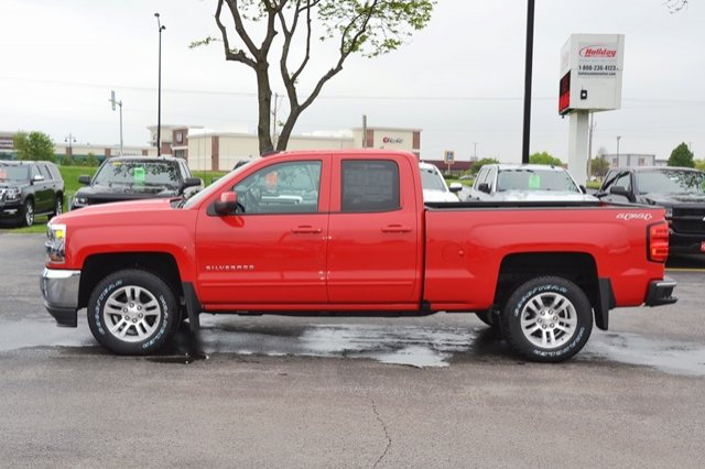 2017 Silverado 1500 Double Cab 4x4, Pickup #17C352 - photo 16
