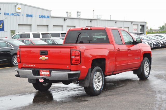 2017 Silverado 1500 Double Cab 4x4, Pickup #17C352 - photo 18
