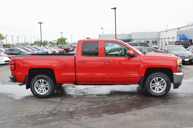 2017 Silverado 1500 Double Cab 4x4, Pickup #17C352 - photo 19