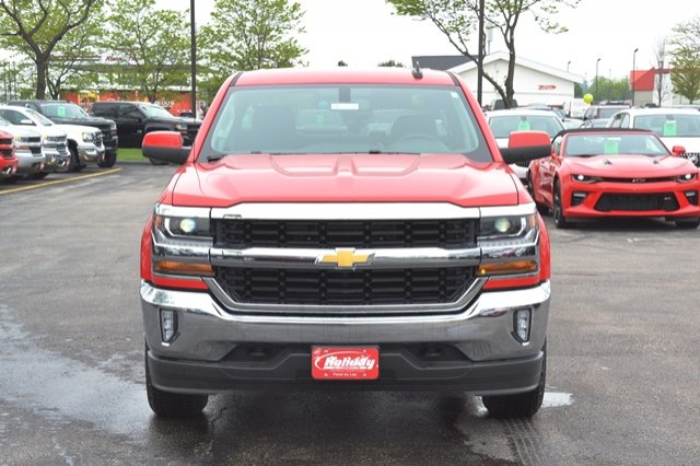2017 Silverado 1500 Double Cab 4x4, Pickup #17C352 - photo 21