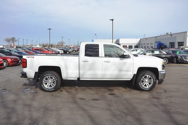 2017 Silverado 1500 Double Cab 4x4, Pickup #17C357 - photo 6