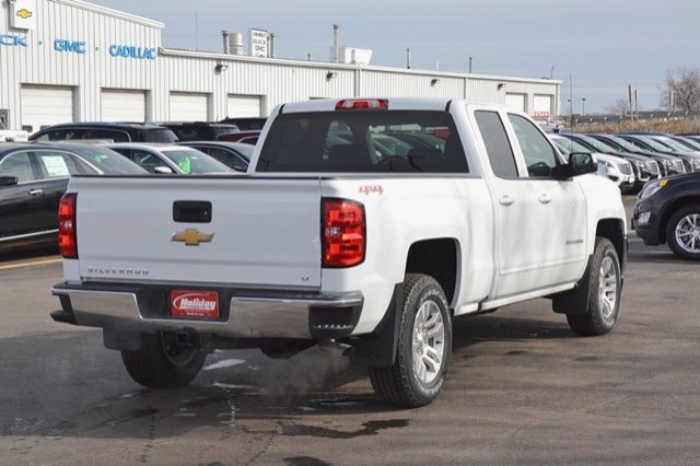 2017 Silverado 1500 Double Cab 4x4, Pickup #17C357 - photo 7