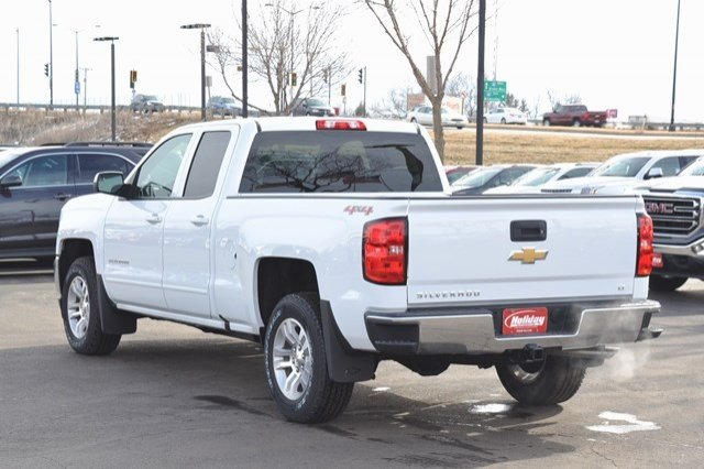 2017 Silverado 1500 Double Cab 4x4, Pickup #17C357 - photo 2