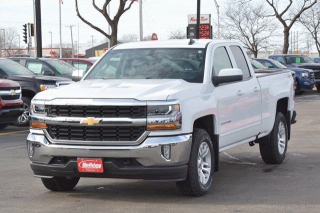 2017 Silverado 1500 Double Cab 4x4, Pickup #17C357 - photo 3