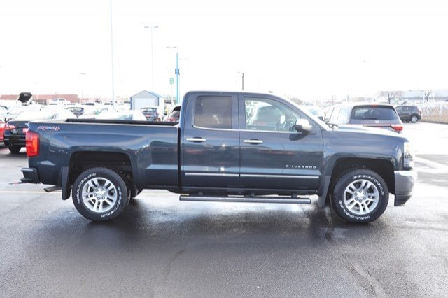 2017 Silverado 1500 Double Cab 4x4, Pickup #17C361 - photo 6