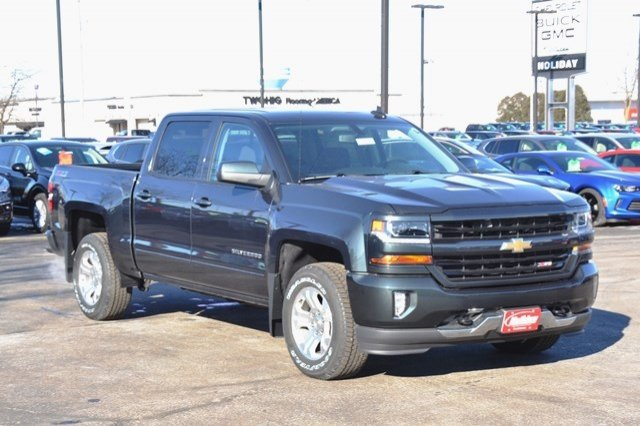 2017 Silverado 1500 Crew Cab 4x4, Pickup #17C373 - photo 5
