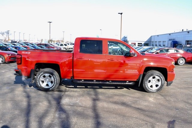2017 Silverado 1500 Crew Cab 4x4, Pickup #17C376 - photo 6