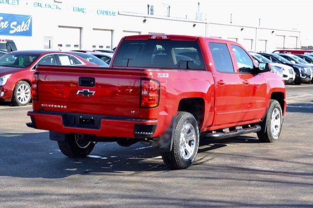 2017 Silverado 1500 Crew Cab 4x4, Pickup #17C376 - photo 7