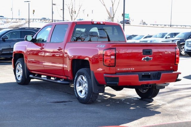 2017 Silverado 1500 Crew Cab 4x4, Pickup #17C376 - photo 2