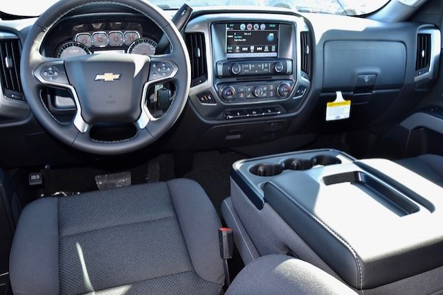 2017 Silverado 1500 Crew Cab 4x4, Pickup #17C376 - photo 15