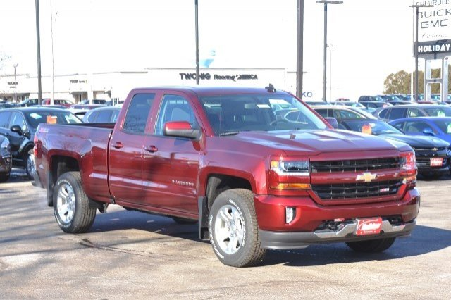 2017 Silverado 1500 Double Cab 4x4, Pickup #17C382 - photo 5