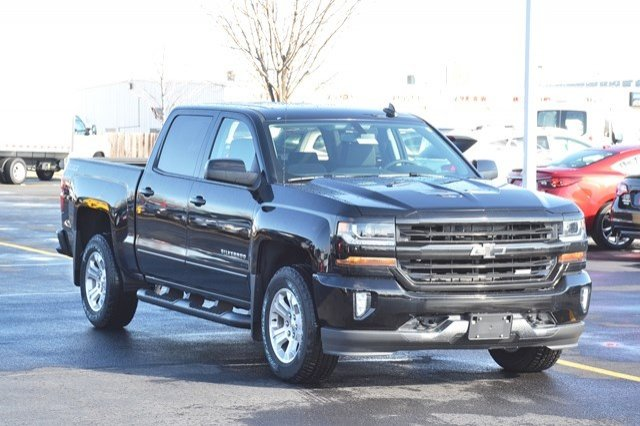 2017 Silverado 1500 Crew Cab 4x4, Pickup #17C387 - photo 5