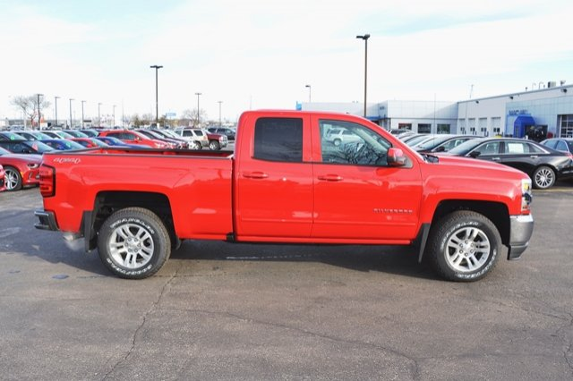 2017 Silverado 1500 Double Cab 4x4, Pickup #17C402 - photo 6