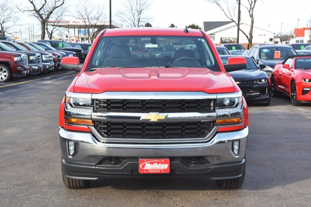 2017 Silverado 1500 Double Cab 4x4, Pickup #17C402 - photo 4