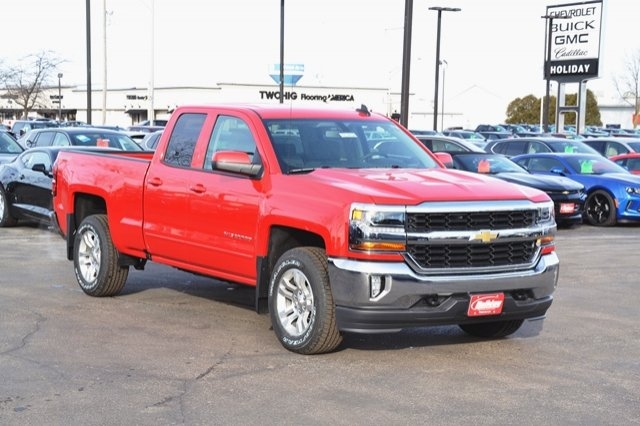 2017 Silverado 1500 Double Cab 4x4, Pickup #17C402 - photo 5
