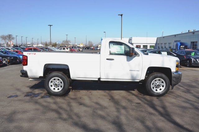 2017 Silverado 2500 Regular Cab 4x4, Pickup #17C404 - photo 6
