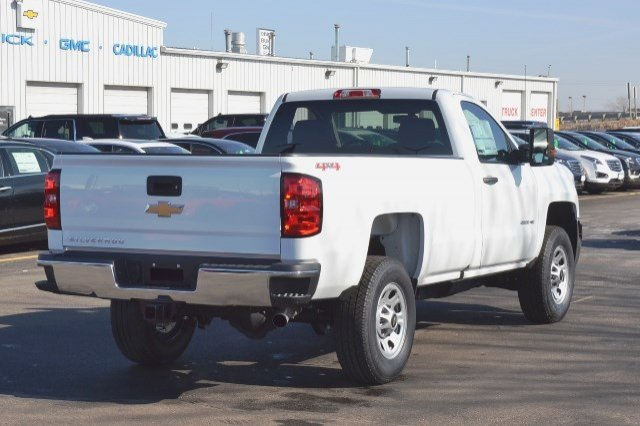 2017 Silverado 2500 Regular Cab 4x4, Pickup #17C404 - photo 7