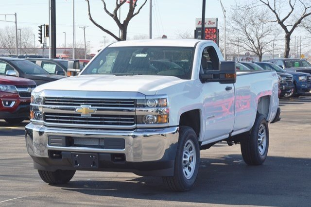 2017 Silverado 2500 Regular Cab 4x4, Pickup #17C404 - photo 3