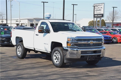 2017 Silverado 2500 Regular Cab 4x4, Pickup #17C404 - photo 5