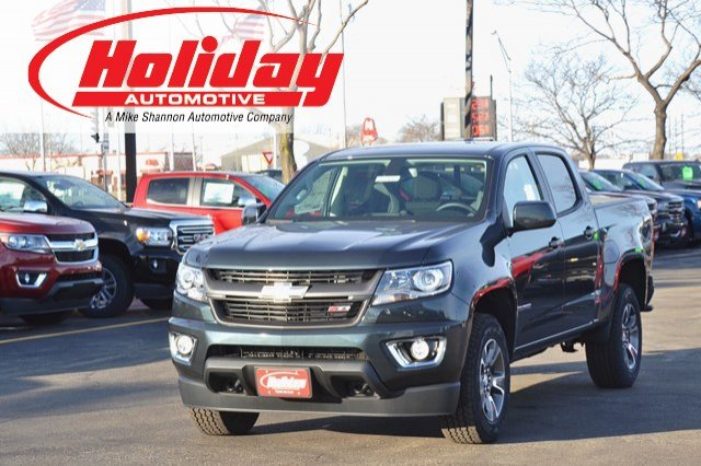 2017 Colorado Crew Cab 4x4, Pickup #17C411 - photo 1