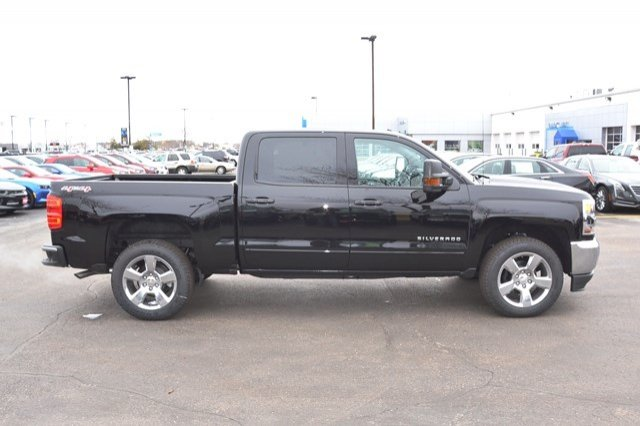 2017 Silverado 1500 Crew Cab 4x4, Pickup #17C416 - photo 6