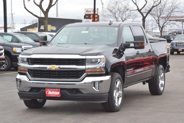 2017 Silverado 1500 Crew Cab 4x4, Pickup #17C416 - photo 3