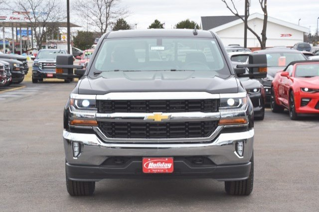 2017 Silverado 1500 Crew Cab 4x4, Pickup #17C416 - photo 4