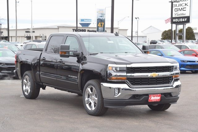 2017 Silverado 1500 Crew Cab 4x4, Pickup #17C416 - photo 5