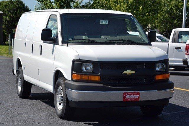 2017 Express 3500 Cargo Van #17C44 - photo 5
