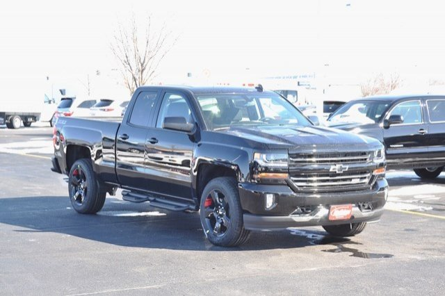 2017 Silverado 1500 Double Cab 4x4, Pickup #17C450 - photo 8