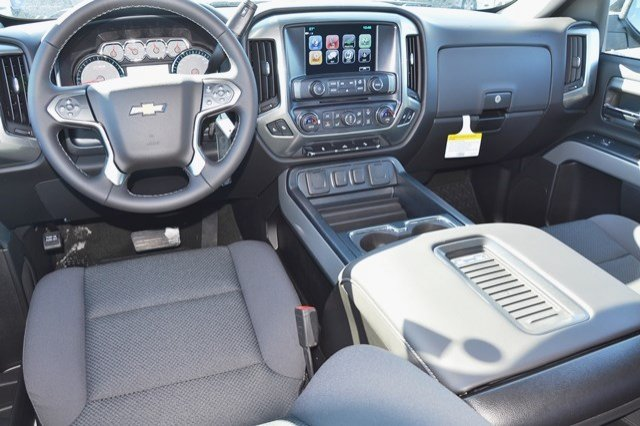 2017 Silverado 1500 Double Cab 4x4, Pickup #17C450 - photo 16