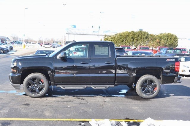 2017 Silverado 1500 Double Cab 4x4, Pickup #17C450 - photo 4
