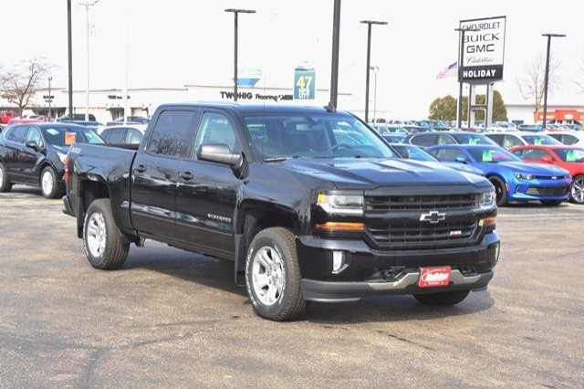 2017 Silverado 1500 Crew Cab 4x4, Pickup #17C455 - photo 8
