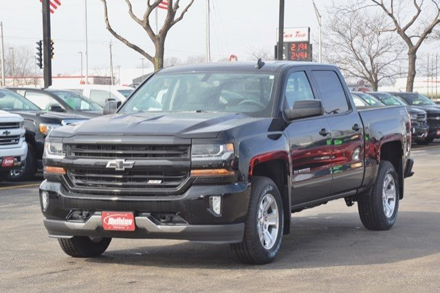 2017 Silverado 1500 Crew Cab 4x4, Pickup #17C455 - photo 5